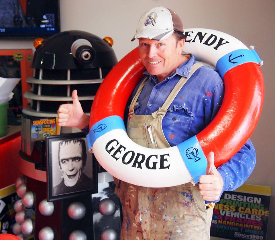 life buoy printing devonport